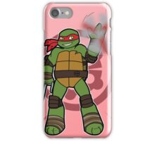 TMNT 2012 - Raph iPhone Case/Skin