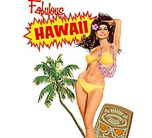 Fabulous Hawaii ! by Everett Day