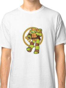 TMNT 2012 - Mikey Classic T-Shirt