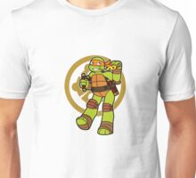 TMNT 2012 - Mikey Unisex T-Shirt