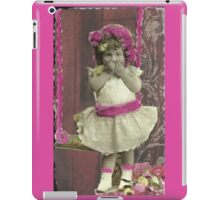 Opps! I think I was on those Swings a Little Too Long.. iPad Case/Skin