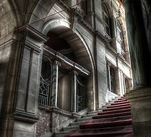 Upstairs by Richard Shepherd