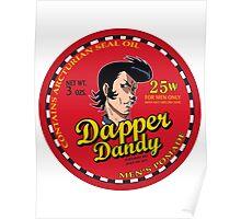 Space Dandy - Dapper Dandy Poster