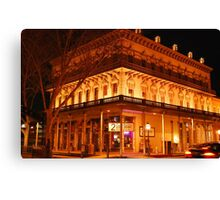 2 Grand Saloon Canvas Print