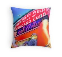 game day one Throw Pillow