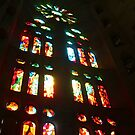 Sagrada Familia III by Tom Gomez