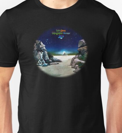 Yes - Tales From Topographic Oceans Unisex T-Shirt