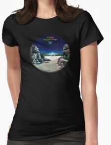 Yes - Tales From Topographic Oceans Womens Fitted T-Shirt