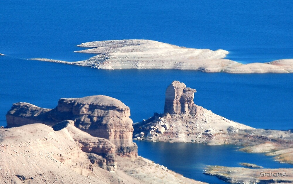 Lake Mead by GrahamA