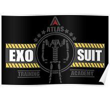 Atlas Training Academy Poster