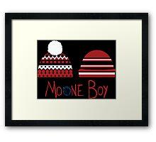 Moone Boy Hats Framed Print