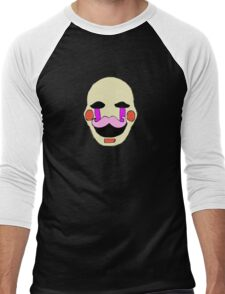 Marionette Warfstache Men's Baseball ¾ T-Shirt