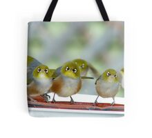 Excuse Me Waiter... But...Where Is The Main Course? - Silver-Eyes - NZ Tote Bag