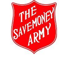 The Savemoney Army Photographic Print