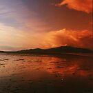 Surreal Sunset (Jericho Beach B.C.) by carolssecrets