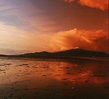 Surreal Sunset (Jericho Beach B.C.) by carolssecrets