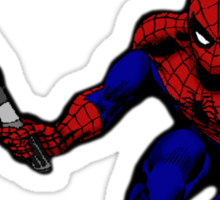 Spider-Man: Jedi Master Sticker