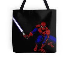 Spider-Man: Jedi Master Tote Bag