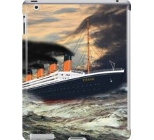 RMS Titanic, the Legend - all products iPad Case/Skin