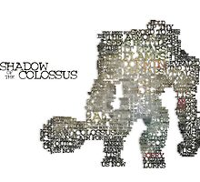 Shadow of the Colossus  by RellikJoin