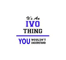 It's an IVO thing, you wouldn't understand !! by thenamer