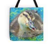 Oh Come On In... Join Me!!! - Mallard Duckling - NZ Tote Bag