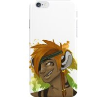 Ratuk the Smirking Tiger iPhone Case/Skin