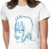Katie in Love Womens Fitted T-Shirt