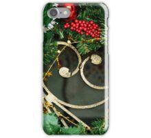 Christmas Wreath iPhone Case/Skin