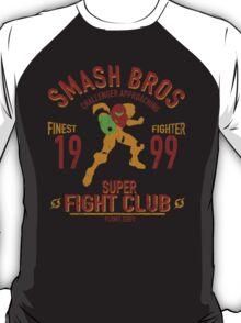 Planet Zebes Fighter T-Shirt
