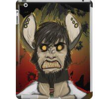 Nadir, the Deadly Wild Dog iPad Case/Skin