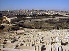 Jerusalem old city by Moshe Cohen