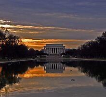 Lincoln Memorial by Judson Joyce