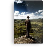 walk in the clouds Metal Print