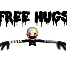 Free Hugs by MikeJustGaming