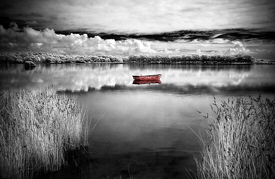 The Red Boat by Annette Blattman