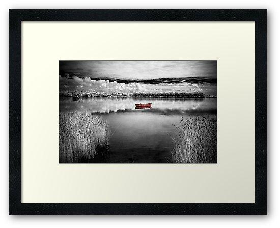 The Red Boat by Annette Blattman