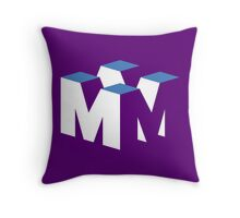 Massive Dynamic Throw Pillow