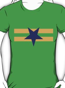 Browncoat (Independents) Flag - Inverted Star T-Shirt