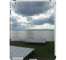 Lake iPad Case/Skin