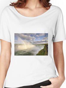 Niagara Mist  Women's Relaxed Fit T-Shirt