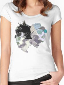 FRNDLTHNGINLSVGS Women's Fitted Scoop T-Shirt