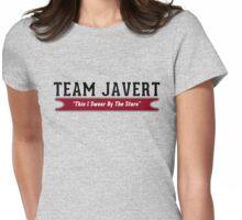 Team Javert  Womens Fitted T-Shirt