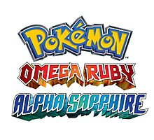 Omega Ruby Alpha Sapphire T shirt and Merch  Photographic Print
