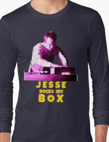Jesse Rocks My Box! Long Sleeve T-Shirt