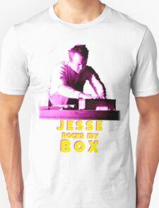 Jesse Rocks My Box! Unisex T-Shirt