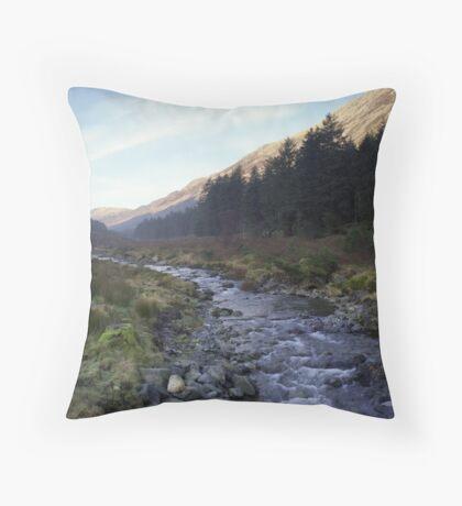 Ennerdale Fell Throw Pillow
