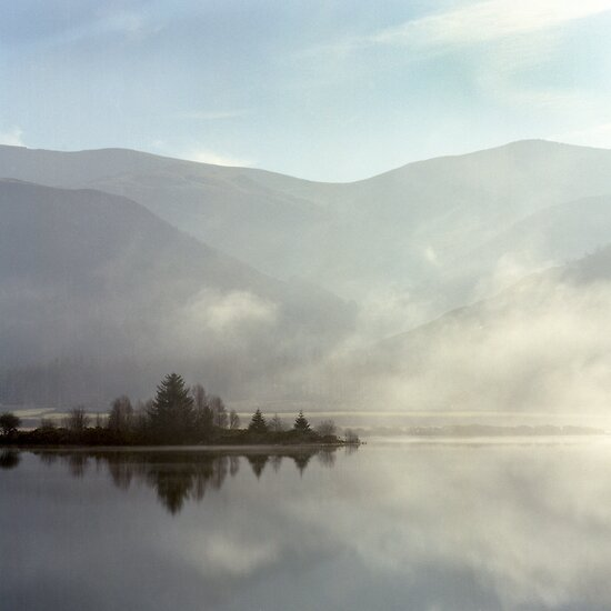 Ennerdale mists by John Kiely