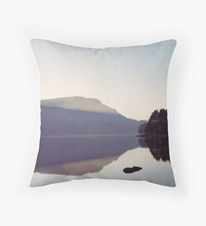 Late Sun, Ennerdale Throw Pillow