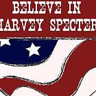 I Believe In Harvey Specter by GenialGrouty